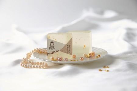 元淨米蛋白珍珠歡顏皂100g x 2