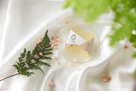 元淨米蛋白珍珠歡顏皂100g